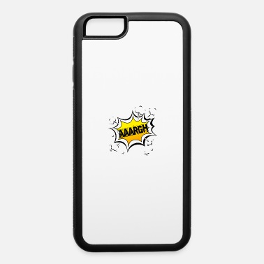 Comic Strip AAARGH Cartoon Comic Strips - iPhone 6 Case