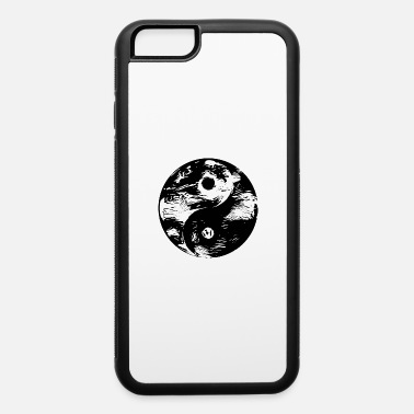 Taoism Yin and Yang Taoism black symbol - iPhone 6 Case