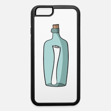 Message In A message in a bottle - iPhone 6 Case