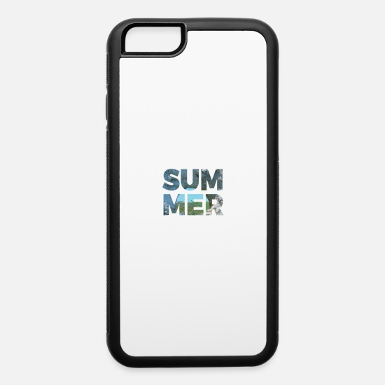 New iPhone Cases - fresh new summer cases - iPhone 6 Case white/black