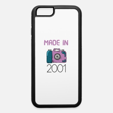 2001 Made in 2001 - iPhone 6 Case