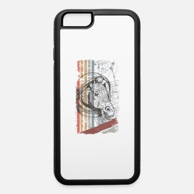 Zebra Astronaut Zebra - iPhone 6 Case