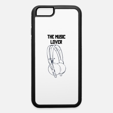 Lover Music lover - iPhone 6 Case