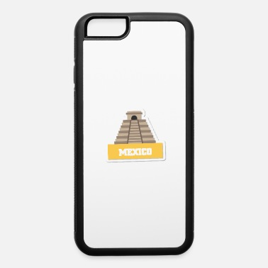 Chichen Itza MEXICO BUILDING F - iPhone 6 Case
