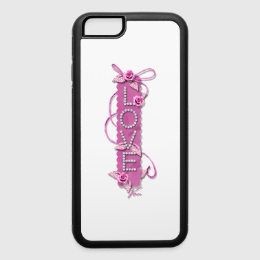 love tag - iPhone 6/6s Rubber Case