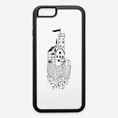 Fairy Tail Black flying castle - iPhone 6 Case