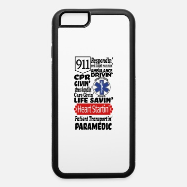 Paramedic Paramedic - iPhone 6/6s Rubber Case