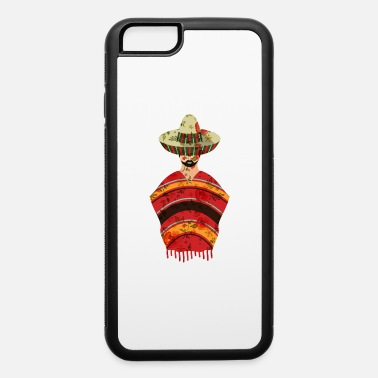 Illustration Abstract Mexico Inspired Design - iPhone 6 Case