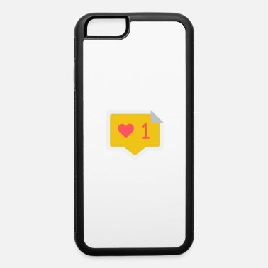 With Messages Message - iPhone 6 Case