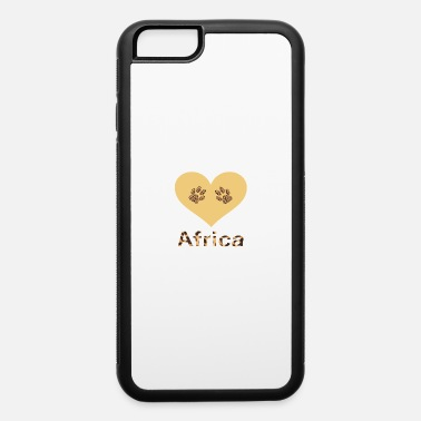 Pattern Heart of Africa, love Africa, African - iPhone 6 Case
