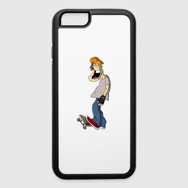 Skater skater - iPhone 6/6s Rubber Case