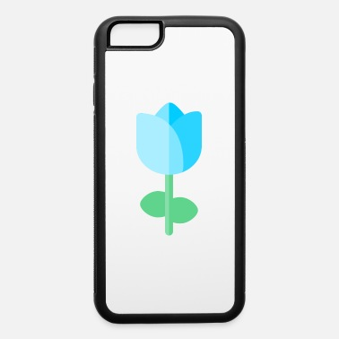 Blume blue rose - iPhone 6/6s Rubber Case
