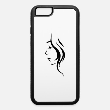 Girl Illustration - iPhone 6 Case