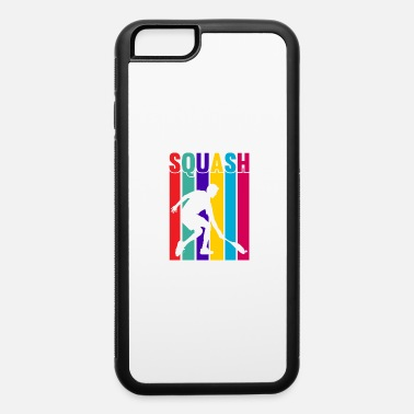 Squash Player Squash Player Graphic - iPhone 6 Case
