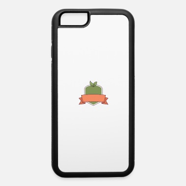 Rural Organic Farming Logo - iPhone 6 Case