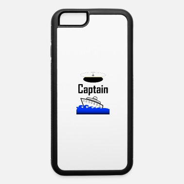 Captain Captain - iPhone 6 Case
