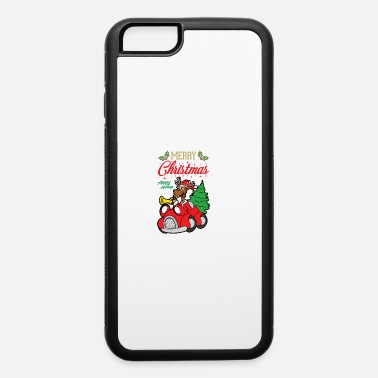 Ugly Christmas Christmas Xmas - iPhone 6/6s Rubber Case