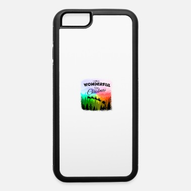 Gay Have a Wonderful Gay Christmas LGBT - iPhone 6/6s Rubber Case