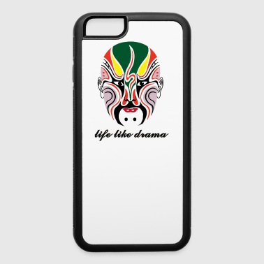 Mask - iPhone 6/6s Rubber Case