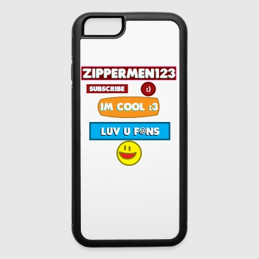 ZipperShirt for Toddler - iPhone 6/6s Rubber Case