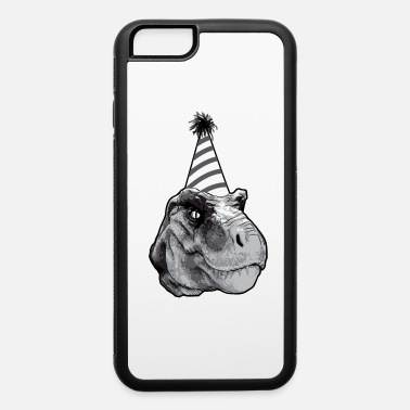 Reptile Birthday Gift Old Age Funny T-Rex Dinosaur - iPhone 6 Case