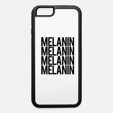 Melanin 4xs- BLACK - iPhone 6 Case