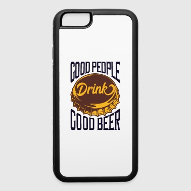beer and girls 4 - iPhone 6/6s Rubber Case