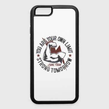 you are your own - iPhone 6/6s Rubber Case