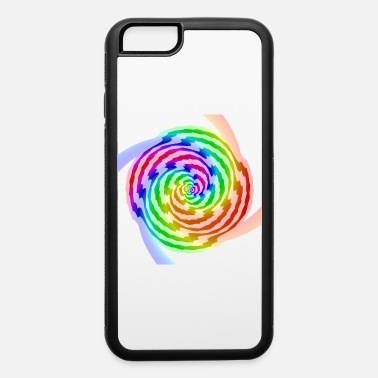 Patter Spiral color patter - iPhone 6 Case