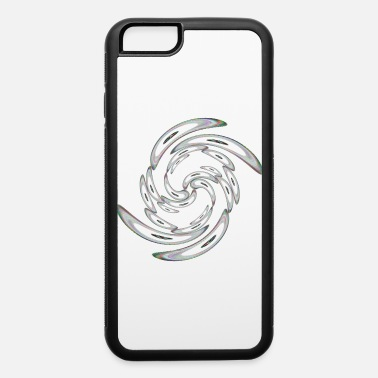 Twisted Neon domed rings twisted - iPhone 6 Case