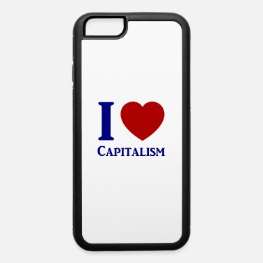 Bankers Capitalism - iPhone 6 Case