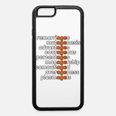 Variation The Age Factor Variation - iPhone 6 Case