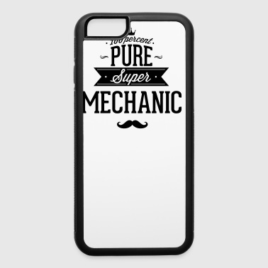 100 percent pure super mechanic - iPhone 6/6s Rubber Case
