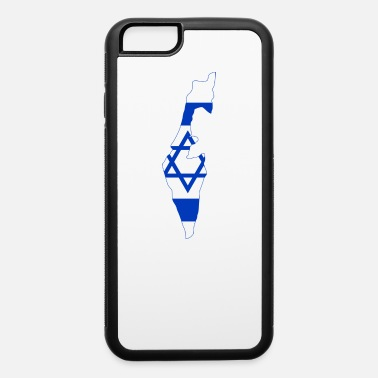 Israel Flag of Israel - iPhone 6/6s Rubber Case