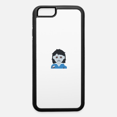 ZOMBIE COLLECTION GIRL - iPhone 6 Case