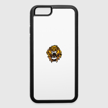 Lion Graphic - iPhone 6/6s Rubber Case