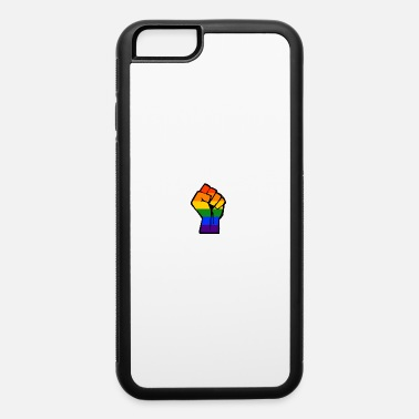 Equalizer LGBT Fight for Human rights CSD Gay Pride Rainbow - iPhone 6 Case