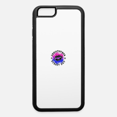 Bisexual Pride Day Bisexual Pride LGBT Gay Pride Kiss CSD - iPhone 6 Case