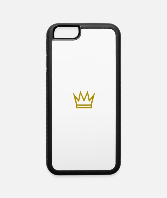 Brand iPhone Cases - Kingdom - iPhone 6 Case white/black