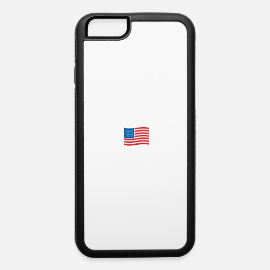National Team iPhone Cases - ONE NATION - iPhone 6 Case white/black