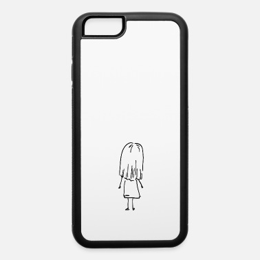 Long Hair Little girl with long hair - iPhone 6 Case