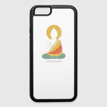 Truth buddha buddhism meditation peace dharma zen - iPhone 6/6s Rubber Case