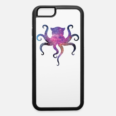 Colorful Octopus Psychedelic Octopus design Gift Mythological - iPhone 6 Case