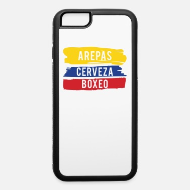 Boxeo Arepas Cerveza Boxeo design Colombian flag Boxing - iPhone 6 Case