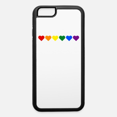 Win Rainbow, LGBT, Gay Pride, Love Wins, Love is Love - iPhone 6 Case