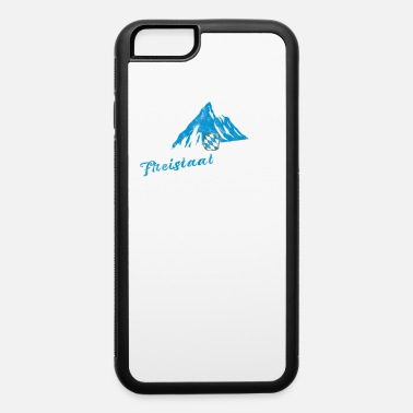 Free State Free State of Bavaria, Mountains, Alps - iPhone 6 Case