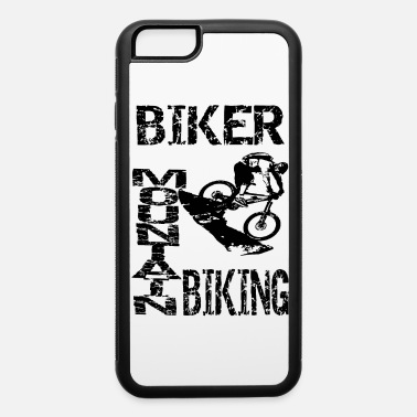 Mountain Bike Moutain biking - iPhone 6 Case