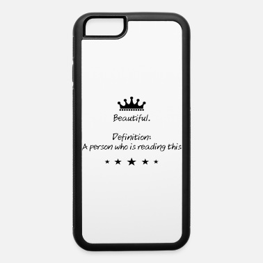 Beautiful Beautiful - iPhone 6/6s Rubber Case