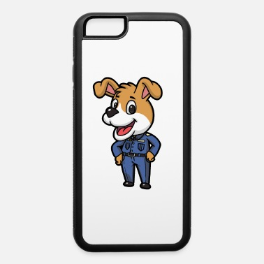 Police Dog Police Dog Police Inspector - iPhone 6 Case