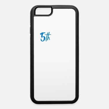 Anniversary 5th anniversary - iPhone 6/6s Rubber Case